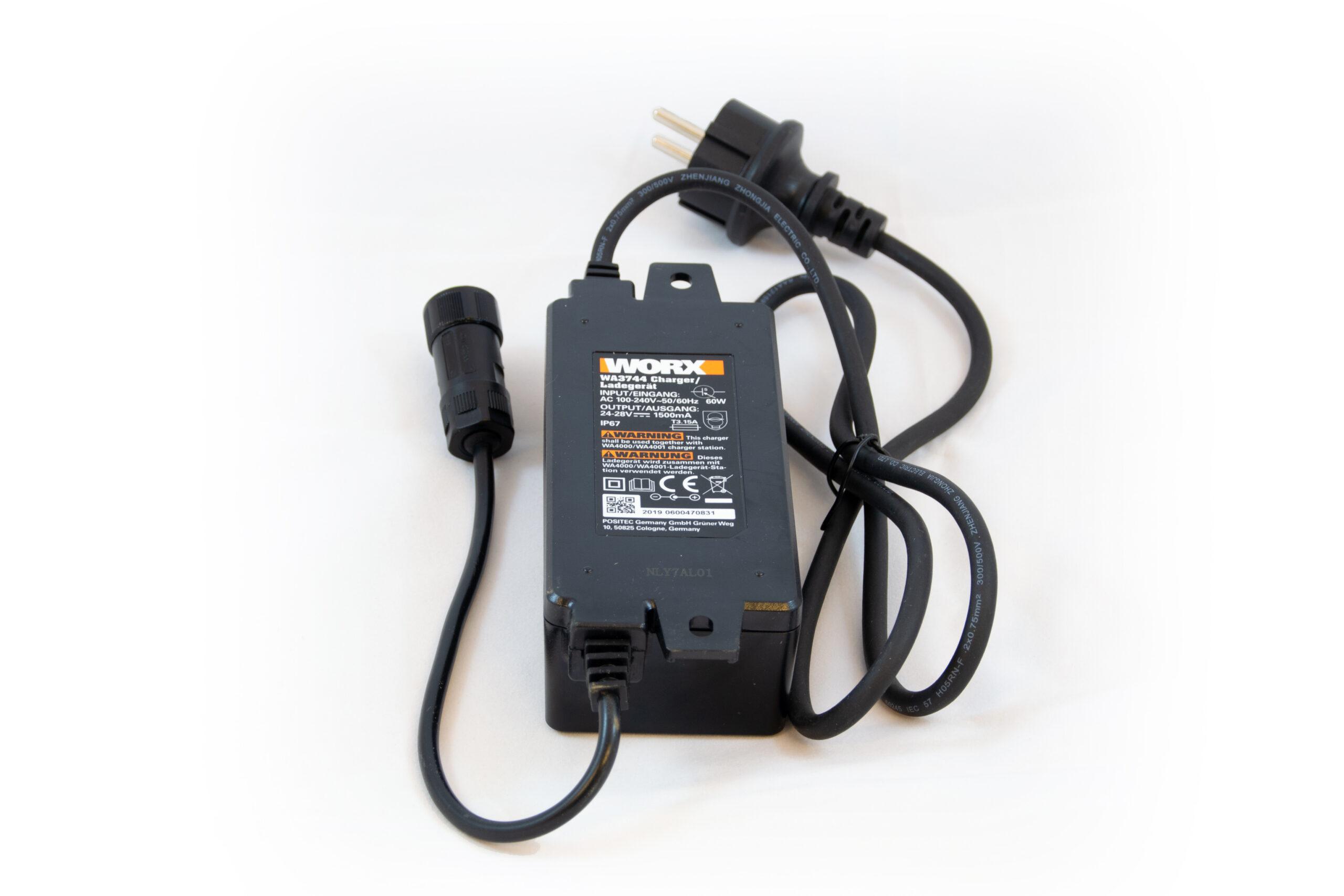 Strømforsyning WA3744 (100-240V,24-28V,50W)