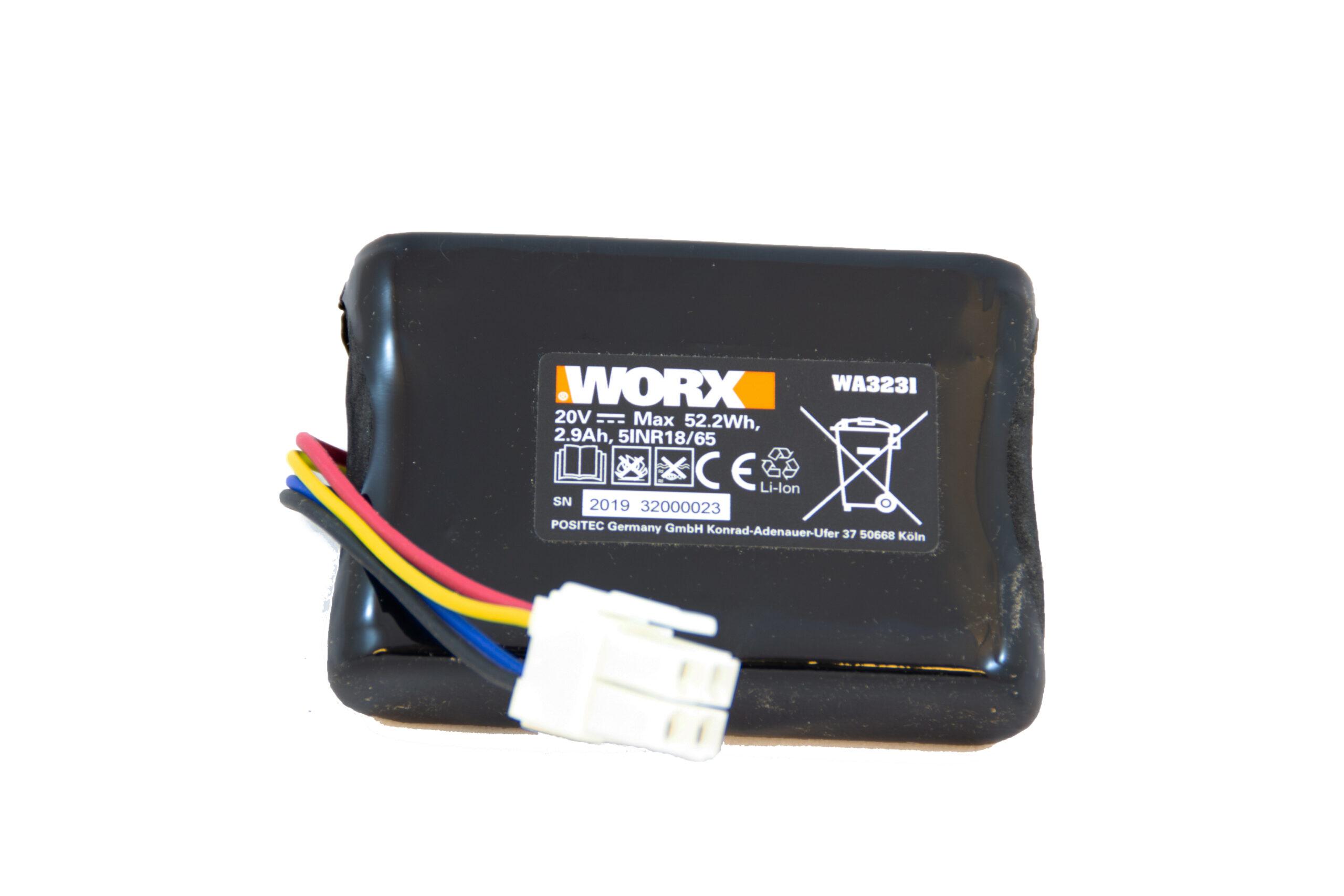 Batteri (2.9Ah, 20V) LA0002