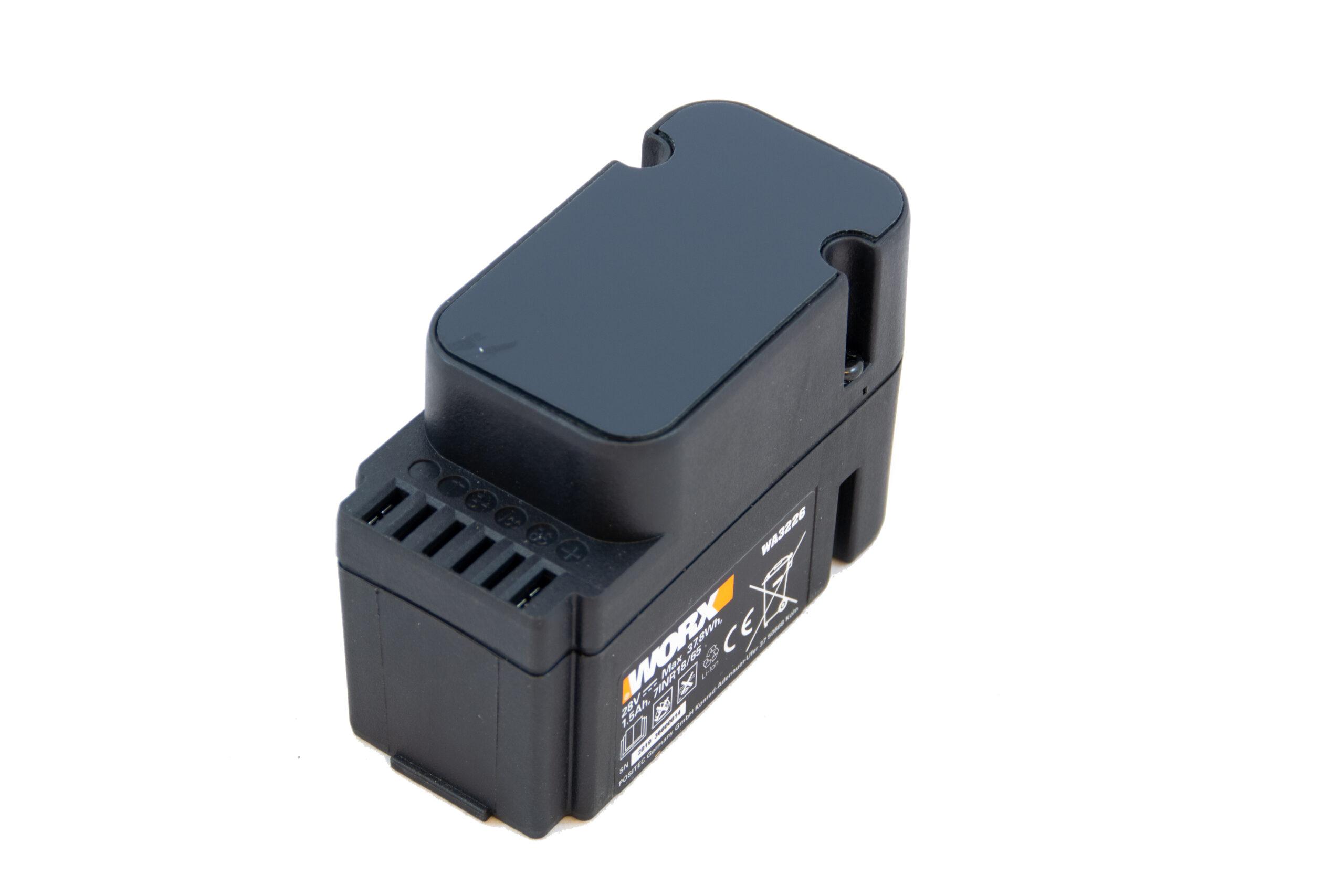 Batteri (1.5Ah,28V) WA3226